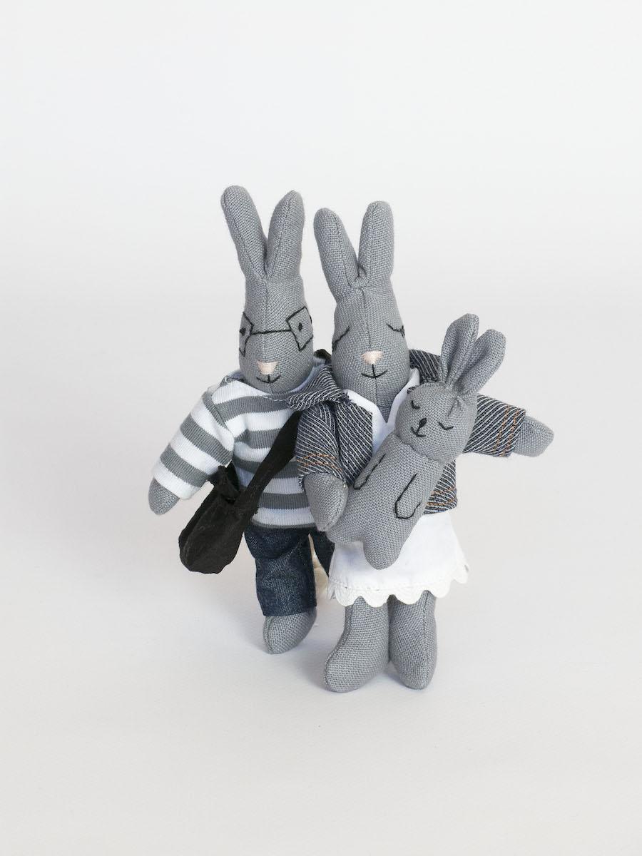 Maskotki króliczki