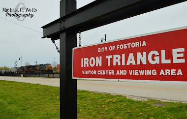 Fostoria, Ohio Iron Triangle