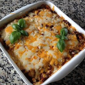 Hjmmelavet LCHF lasagne med keto lasagneplader
