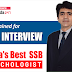 Get trained for SSB Interview by India's Best SSB Psychologist