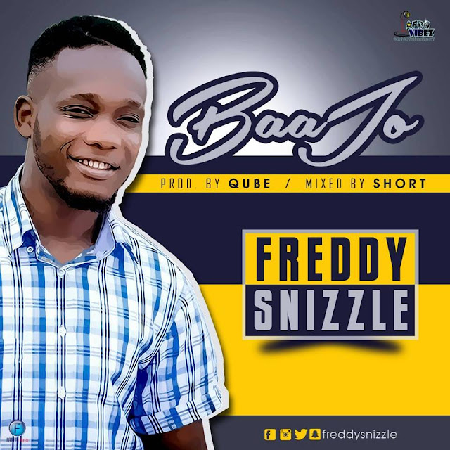 Freddy Snizzle -Baa Jo (Prod by Qube & Mixed By Short)