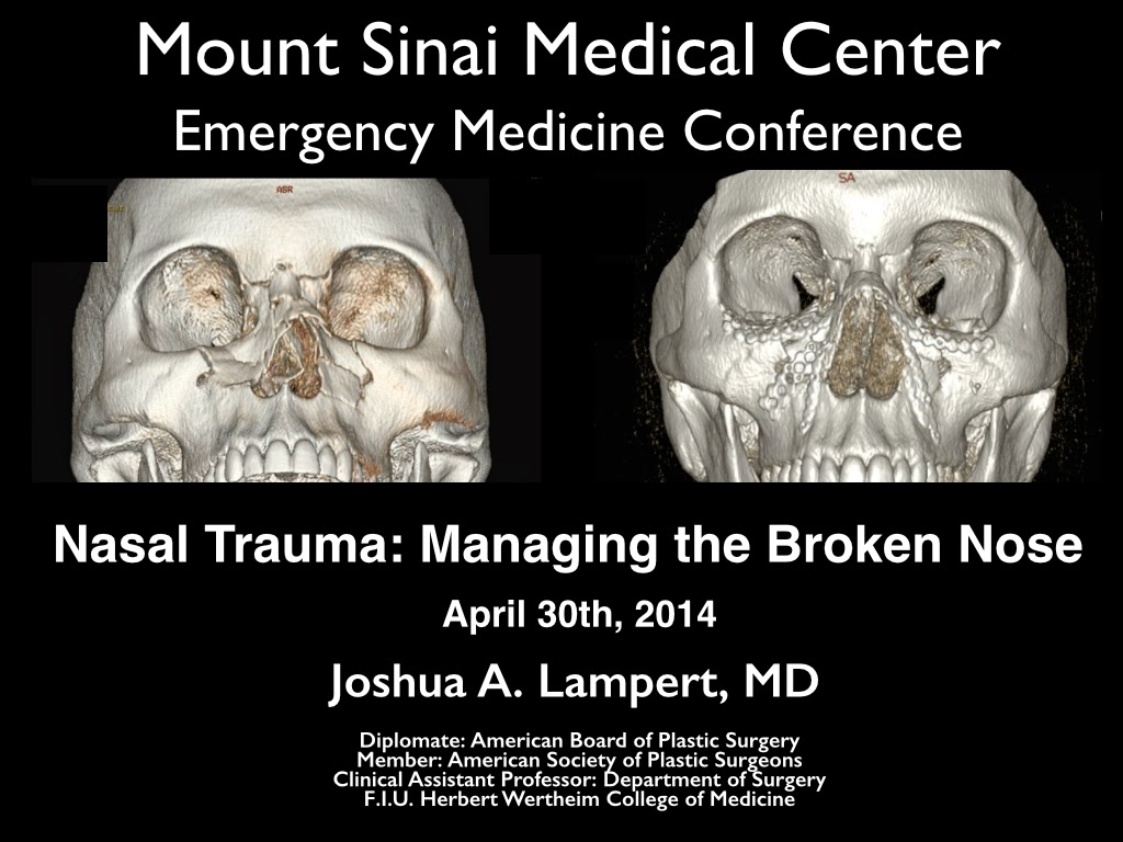 Mount Sinai Medical Center General Surgery Grand Rounds