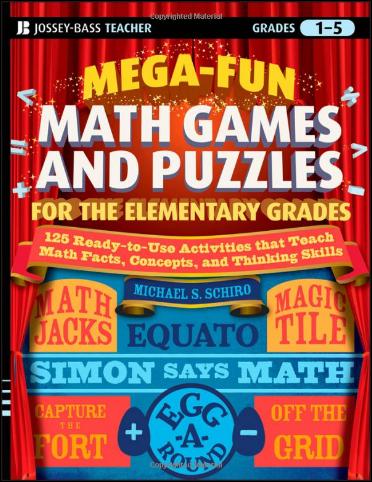 Bloggerific!: Mega-Fun Math!