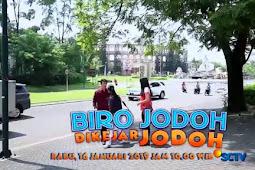 Nama dan Biodata Pemain FTV Biro Jodoh Dikejar Jodoh