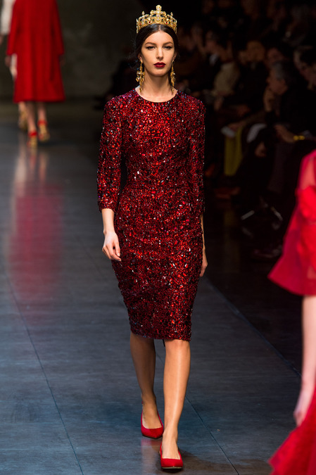 Every single piece was detailed and beautifully done. A Dolce   Gabbana ... 13d1adf06dc1c