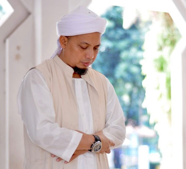 Profil Ustadz K.H Muhammad Arifin Ilham