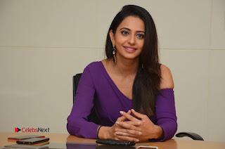 Actress Rakul Preet Singh Latest Stills in Beautiful Long Dress  0204.JPG