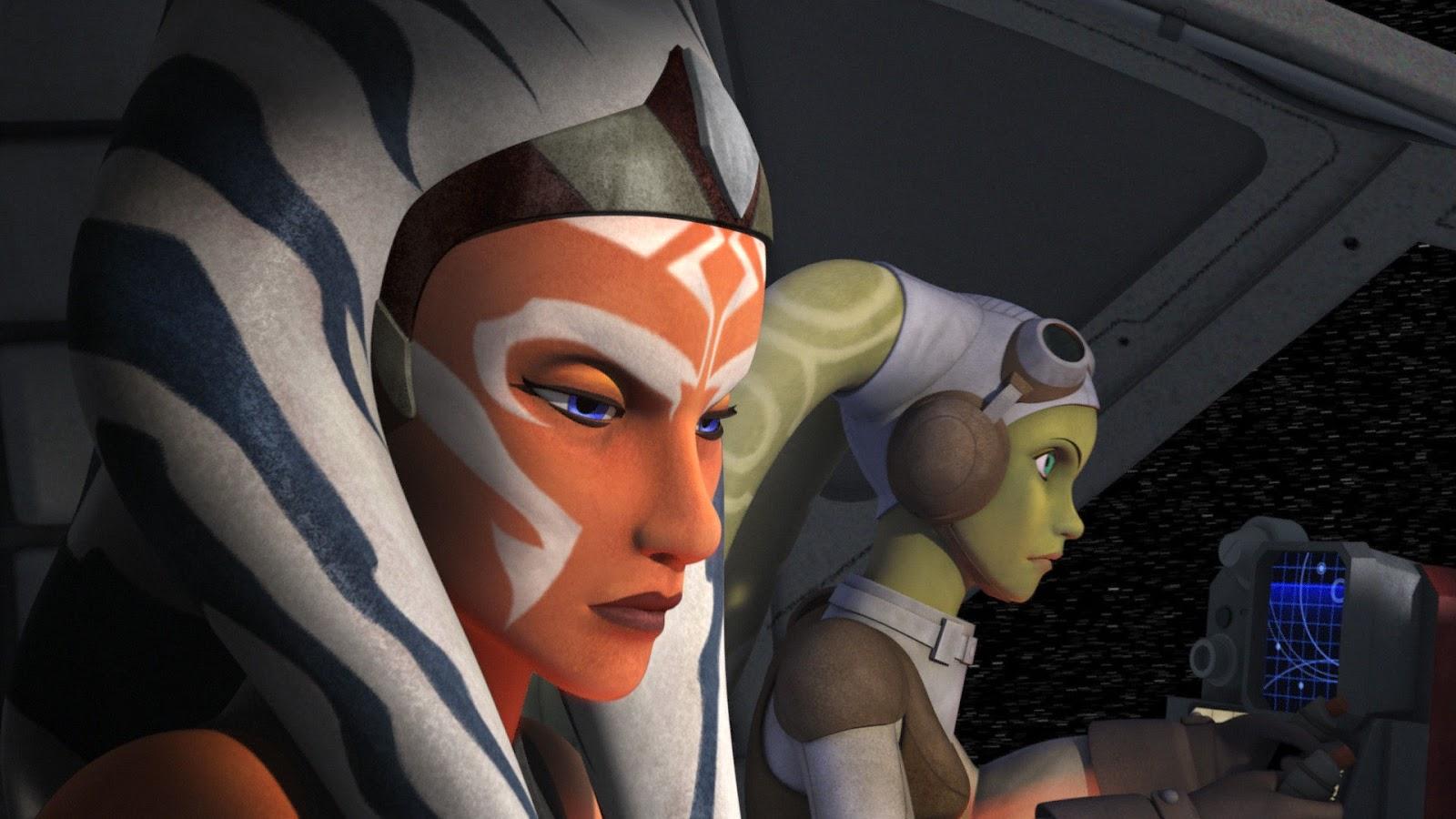 Sneak Peek Star Wars Rebels Season 4 Revealed