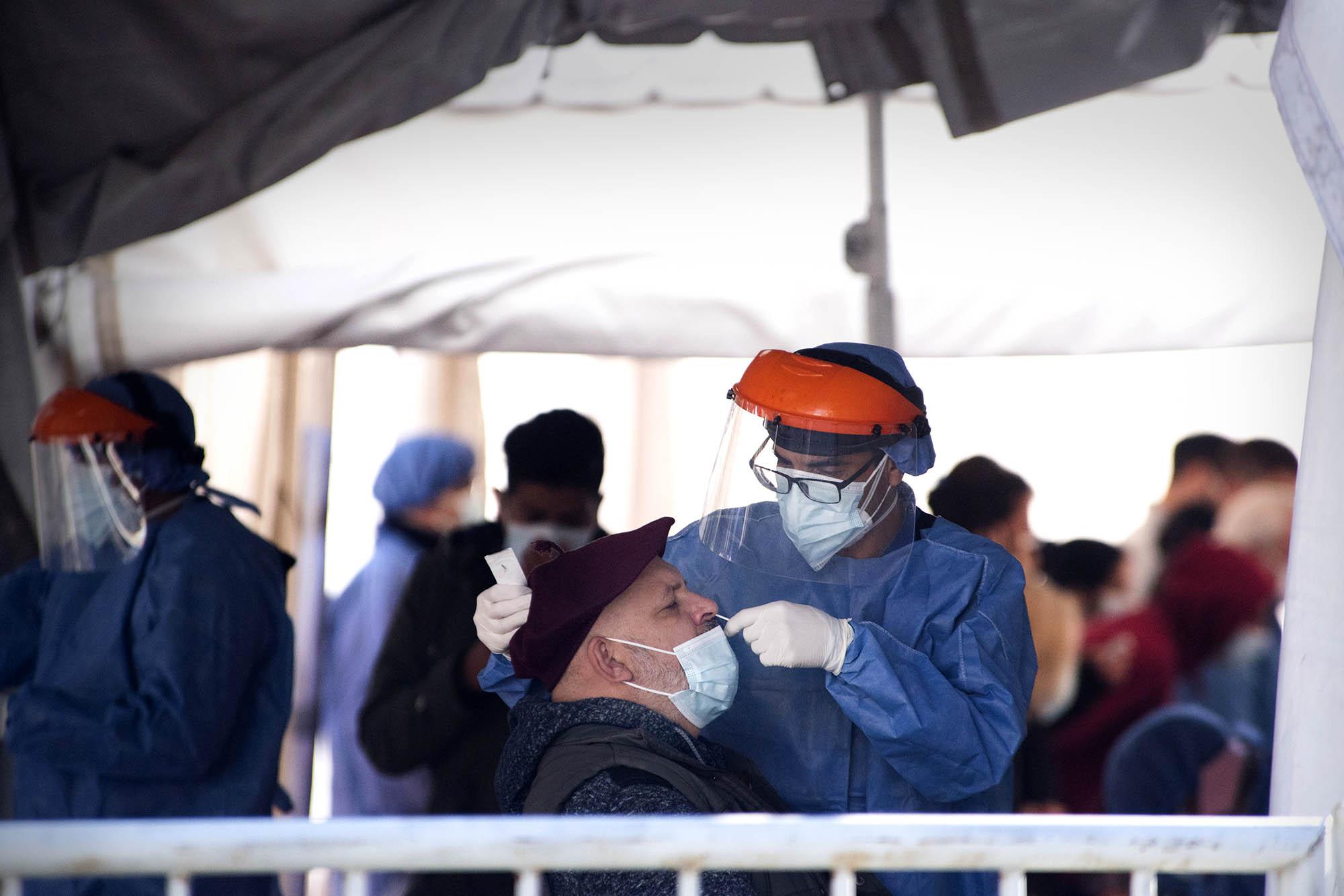 Coronavirus en Argentina: confirmaron 621 muertes y 17.277 nuevos casos en las últimas 24 horas