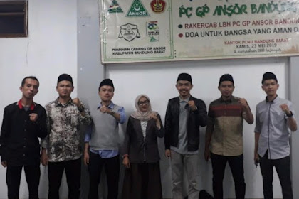 Ansor Bandung Barat Launching Lembaga Bantuan Hukum (LBH)