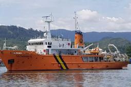 Geomarin III Kapal Survey Milik P3GL