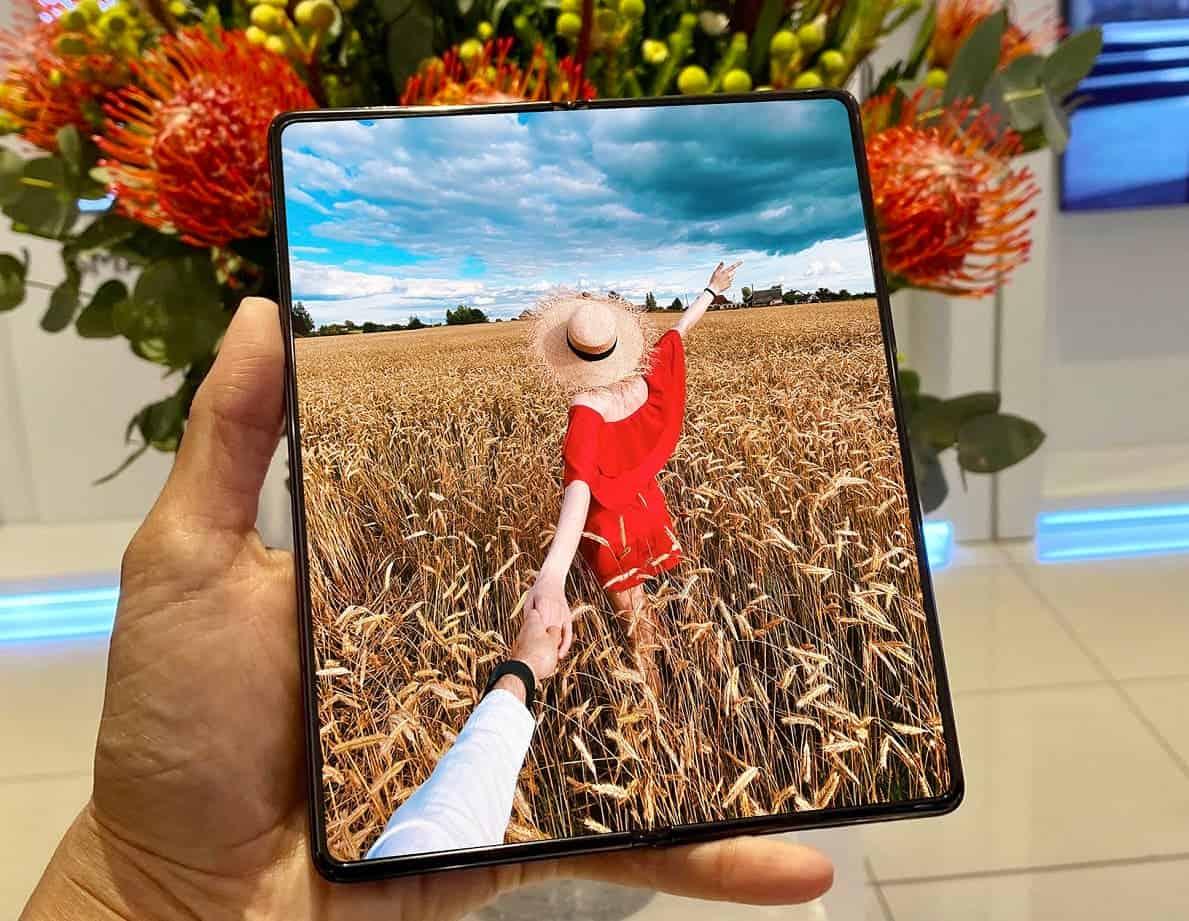 Samsung è al lavoro per introdurre un Galaxy Z Fold Fan Edition