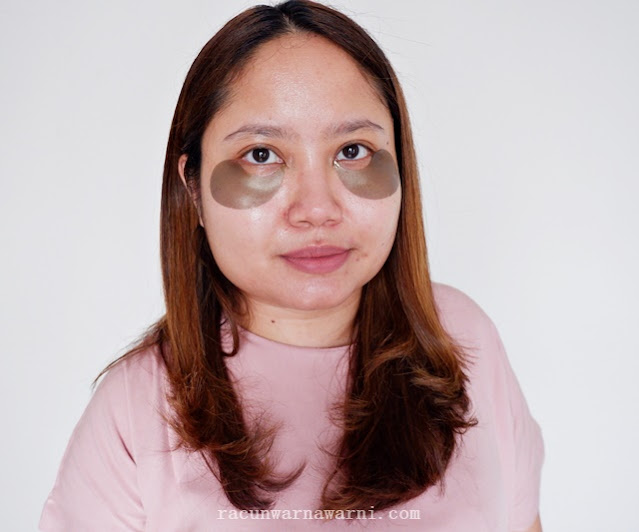 beda eye patch dan eye cream