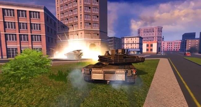 تحميل لعبة حرب الدبابات Armada Modern Tanks للكمبيوتر
