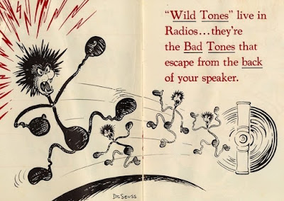 Dr Seuss - Wild Tones