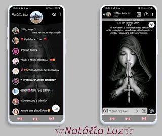 Black Girls Theme For YOWhatsApp & Fouad WhatsApp By Natalia Luz