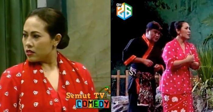 Potret penampilan jaman dulu komedian Nunung youtube.com/Semut TV dan Angga Sinaga HD