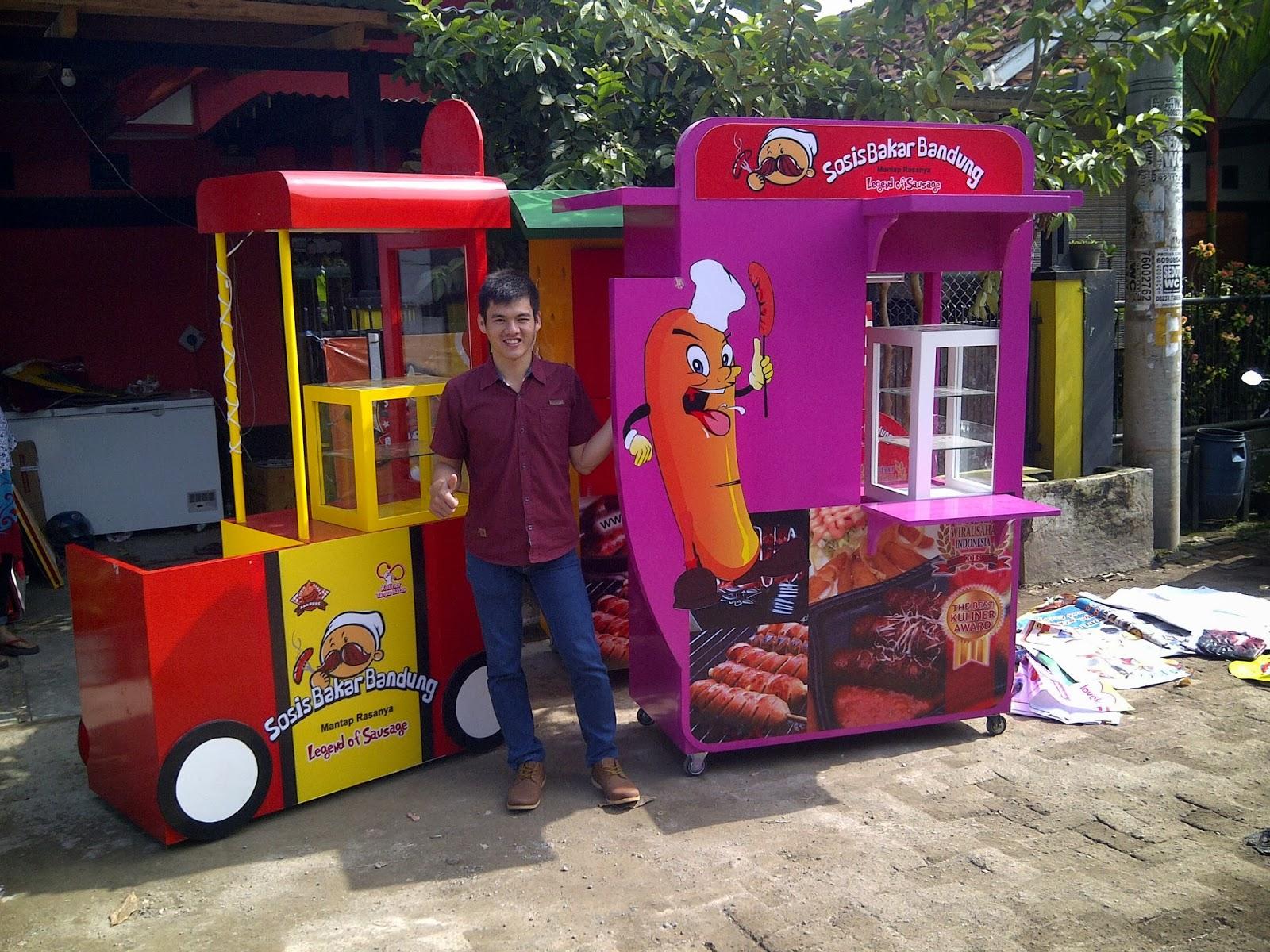 Sosis Bakar BandunG Super Jumbo