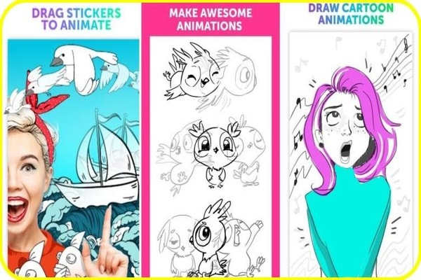 Five best apps for creating high-quality cartoon characters