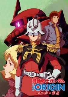Kidou Senshi Gundam: The Origin Zenya Akai Suisei