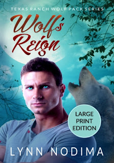 Wolf's Reign: Large Print