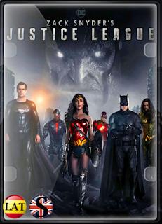 La Liga de la Justicia de Zack Snyder (2021) WEB-DL 1080P LATINO/INGLES