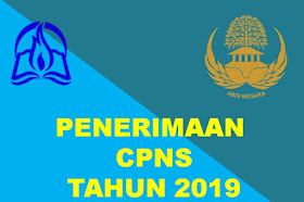 Penerimaan CPNS Tahun 2019
