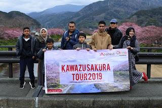 Obyek Wisata Favorit Musim Semi Jepang