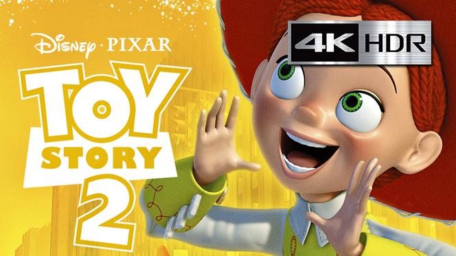 Toy Story 2 (1999) REMUX 4K UHD [HDR] Latino-Castellano-Ingles