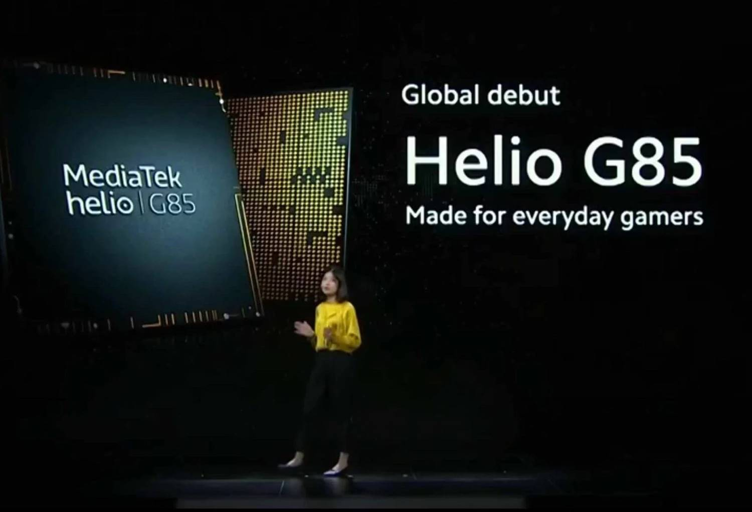 Mediatek launches the low cost Beastly Helio G85