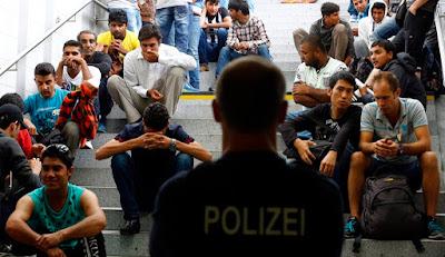 Angela Merkel, Willkommenskultur, Németország, Magyarország, háborús menekültek, illegális bevándorlás, migráció,