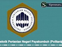 Pengumuman Sipenmaru POLITANIPYK TA 2020/2021