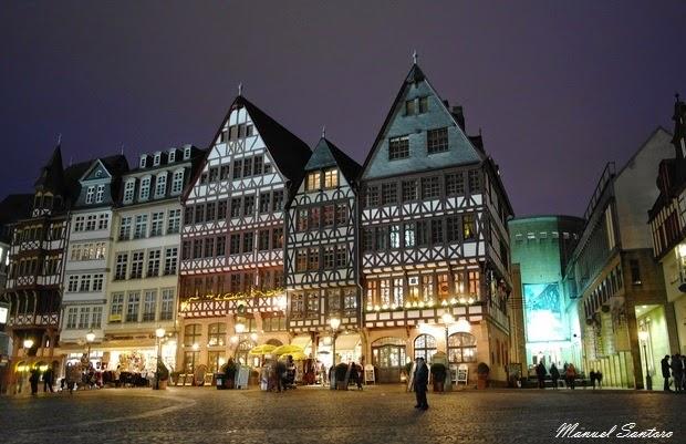 Francoforte, Romerberg