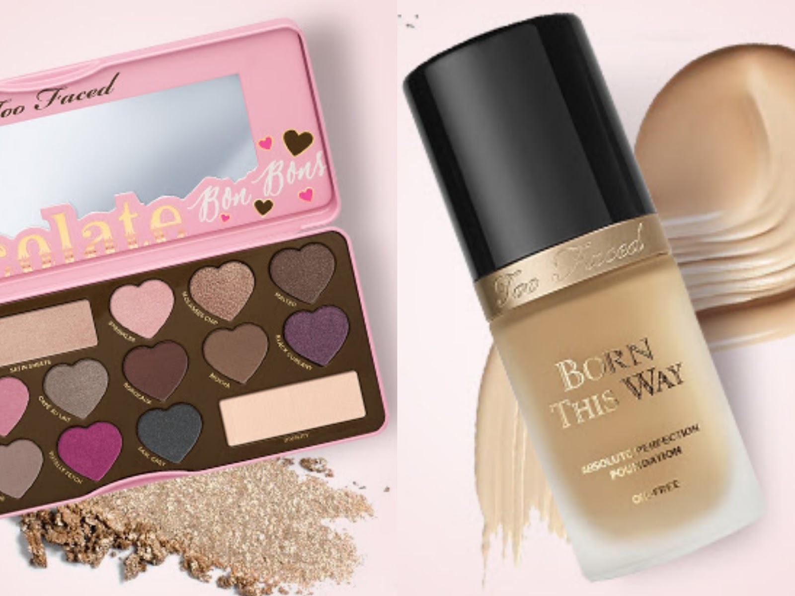 too faced philippines