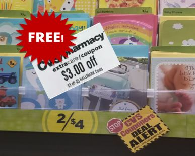 free Hallmark cards at cvs
