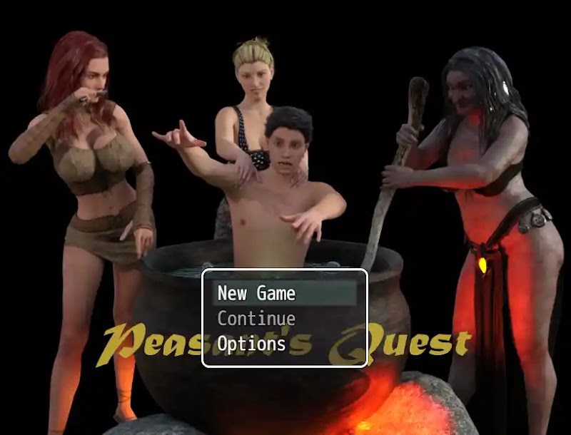 Peasants Quest APK v2.01 Android Adult Game Download
