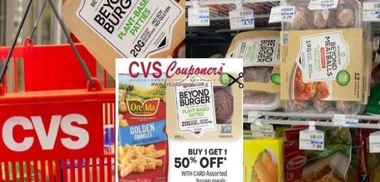 Beyond Meatballs CVS Deals this week