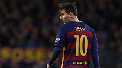 Lionel Messi Full HD Desktop Wallpaper Collection