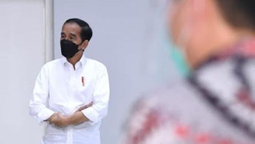 Beredar Video Rombongan RI-1, Istana Tegaskan Jokowi Tak Mudik