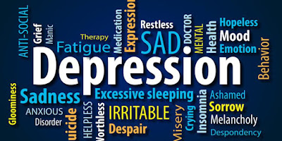 Early signs of depression