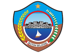 Logo Kabupaten Buton Selatan Vector