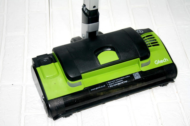 Gtech Hylite Upright Cordless Vacuum Cleaner