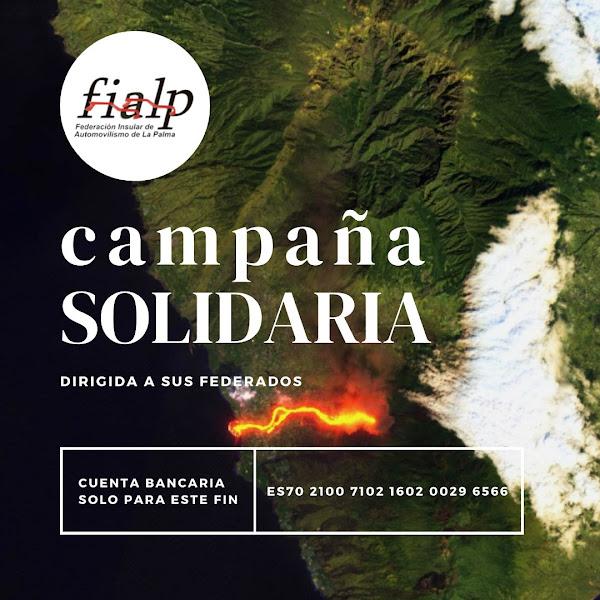 La FIALP abre una cuenta bancaria con fines solidarios dirigida a sus federados