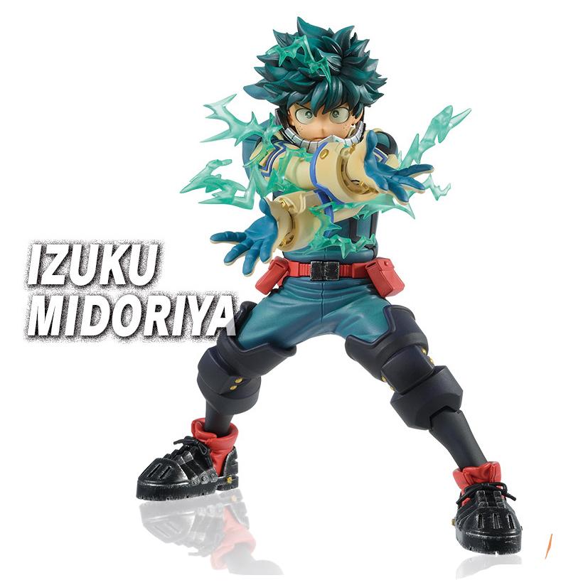 Ichiban Kuji My Hero Academia