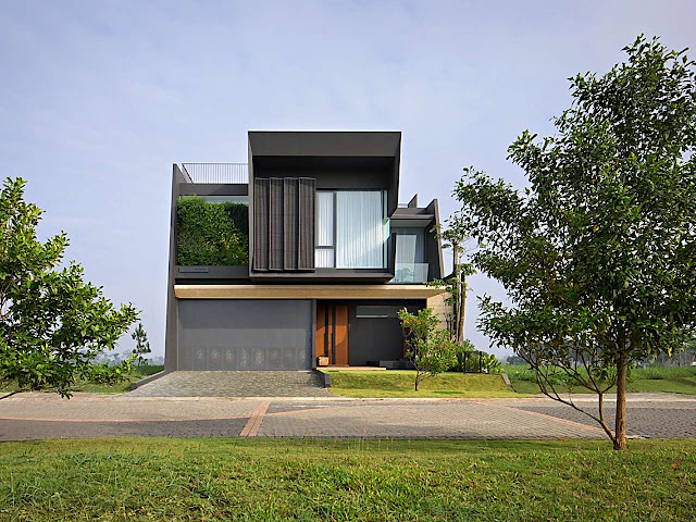 Inspirasi Desain Atap Rumah Minimalis Khusus Buat Kamu Iya Kamu Arafuru