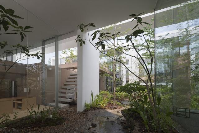 UIDによる自然と一体化した建築たち4選【ar】