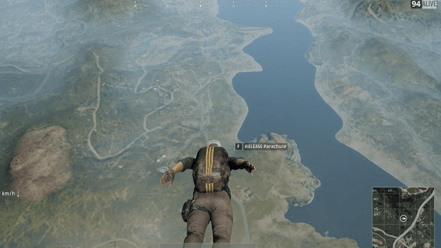 tips mencari lokasi mendarat strategis di pubg