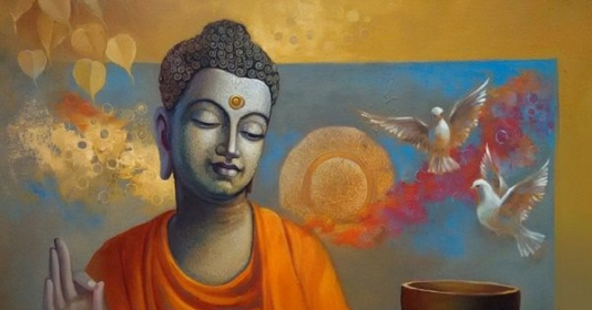 Người hay phiền não muốn sống an yên hãy ghi nhớ 7 lời Phật dạy