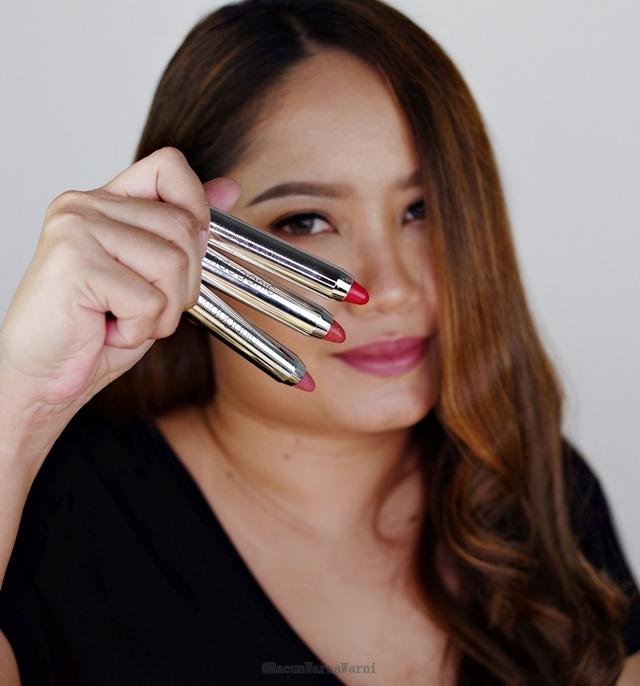 review indoganic lip & cheek crayon lokal untuk di pipi dan bibir