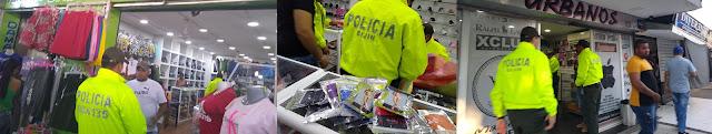 En el comercio de Maicao incautan $ 376 millones en mercancías de contrabando